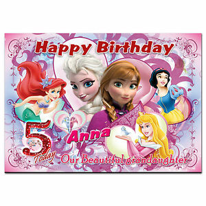 Image Is Loading C069 Large Personalised Birthday Card Custom Made For