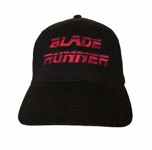 32f3a7b1718 Blade Runner Logo  2 Embroidered Baseball Hat Cap Rick Deckard OSFA ...