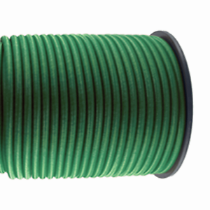 20m Monoflex Expanderseil ø 8mm grün Gummiseil Planen
