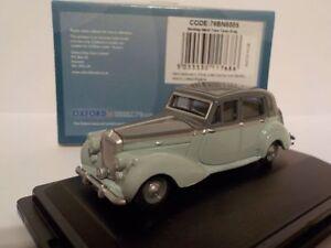 Bentley-MkVI-Two-Tone-Grey-Model-Cars-Oxford-Diecast-1-76