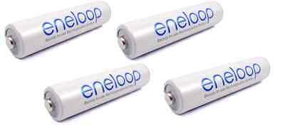 4x Akku AAA Micro Panasonic eneloop Accu 800 mAh NiMH BK-4MCCE min. 750 mAh Bulk