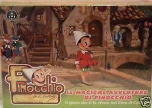 PINOCCHIO-Le-magiche-avventure-GIOCHI-PREZIOSI