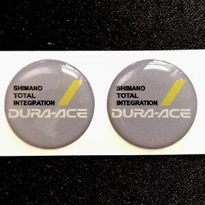 Resin-Sticker-Shimano-Dura-Ace-ST-7400-STI-8-Speed-Shifter-Faceplate-Decal-Cap