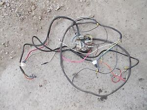 image is loading farmall-ih-450-tractor-complete-working-wiring-wire-