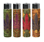 4-Ct-CLIPPER-Flint-Lighters-Refillable-LEAVE-WEED-LEAF-CORK-COVER-HAND-SEWN thumbnail 3