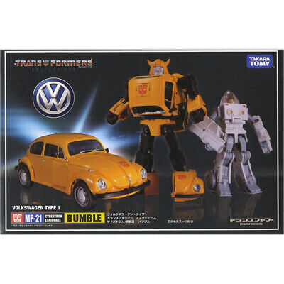 Transformers Masterpiece MP-21 MP21 BUMBLE Autobots KidsToys Cars Action Figure