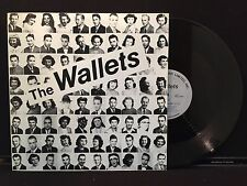 The Wallets - Totally Nude / How To Keep Time To Music on Vermillion ‎335 Single