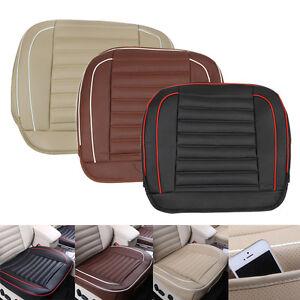 universal auto sitz kissen sitzkissen sitzauflage leder. Black Bedroom Furniture Sets. Home Design Ideas