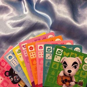 Animal-Crossing-Amiibo-Card-Singles-Series-2-101-200-Happy-Home-Designer-HHD