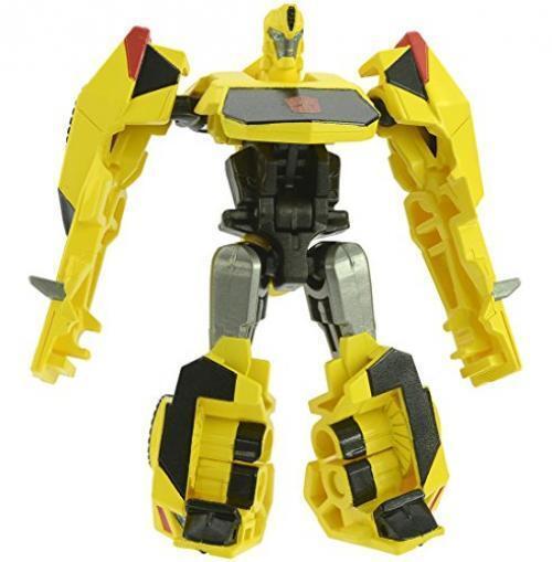 NEW Transformers TAV-34 EZ Collection Team Bumblebee vs Megatron Set  C1 F S
