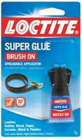 Henkel-loctite 852882 5 Gram Brush On Super Glue, Clear