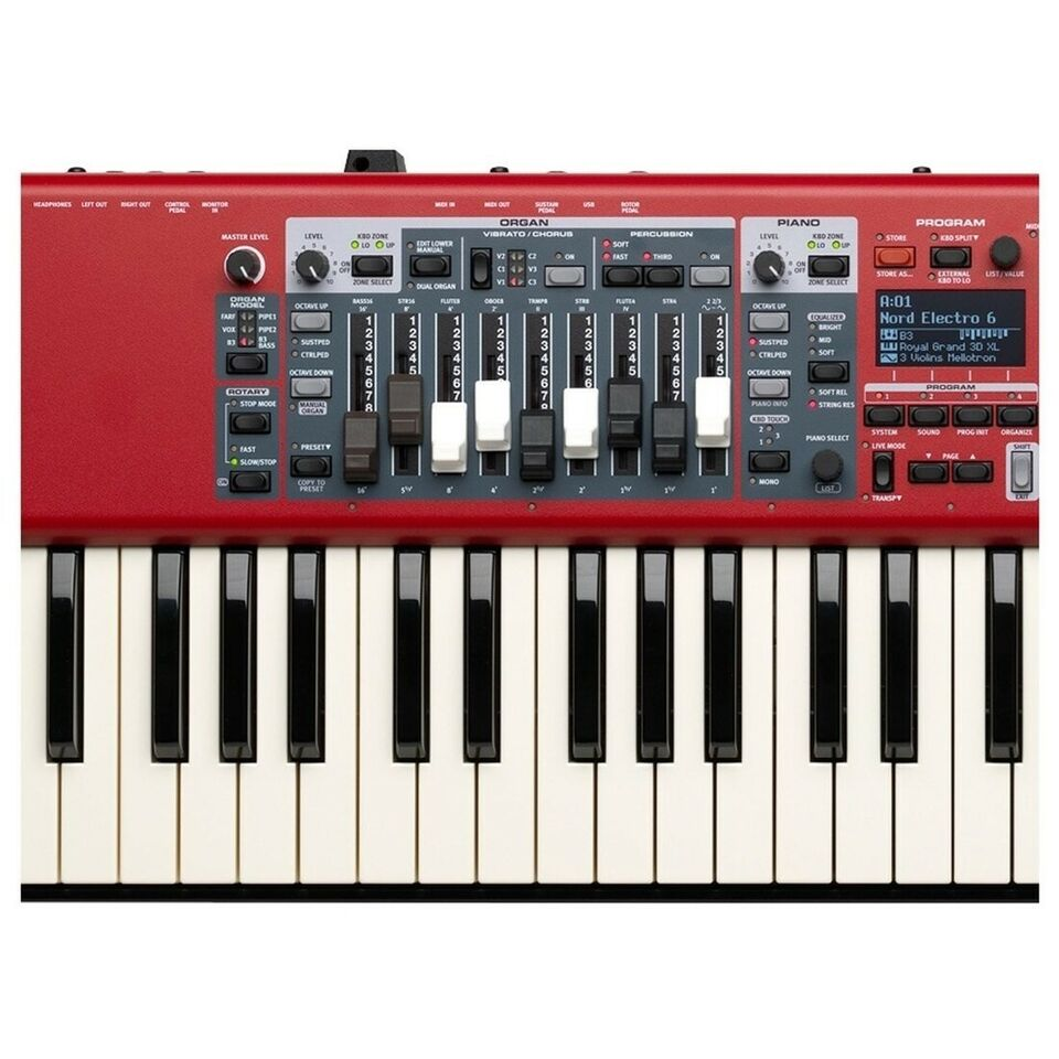 Andet, Nord Electro 6D 73 stage piano