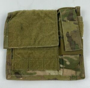 Eagle Industries SOFLCS Multicam V.2 SOF Utility Admin Flashlight Pouch MOLLE