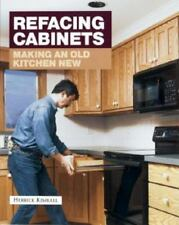 Refacing Cabinets: Making an Old Kitchen New (Fine Homebuilding)-ExLibrary