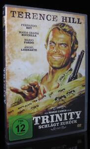 DVD-TRINITY-SCHLAGT-ZURUCK-ITALO-WESTERN-mit-TERENCE-HILL