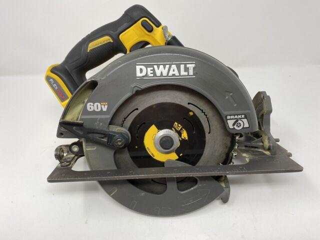 DEWALT FLEXVOLT 60V MAX Brushless 7-1/4 in. Cordless Circular Saw - Tool Only