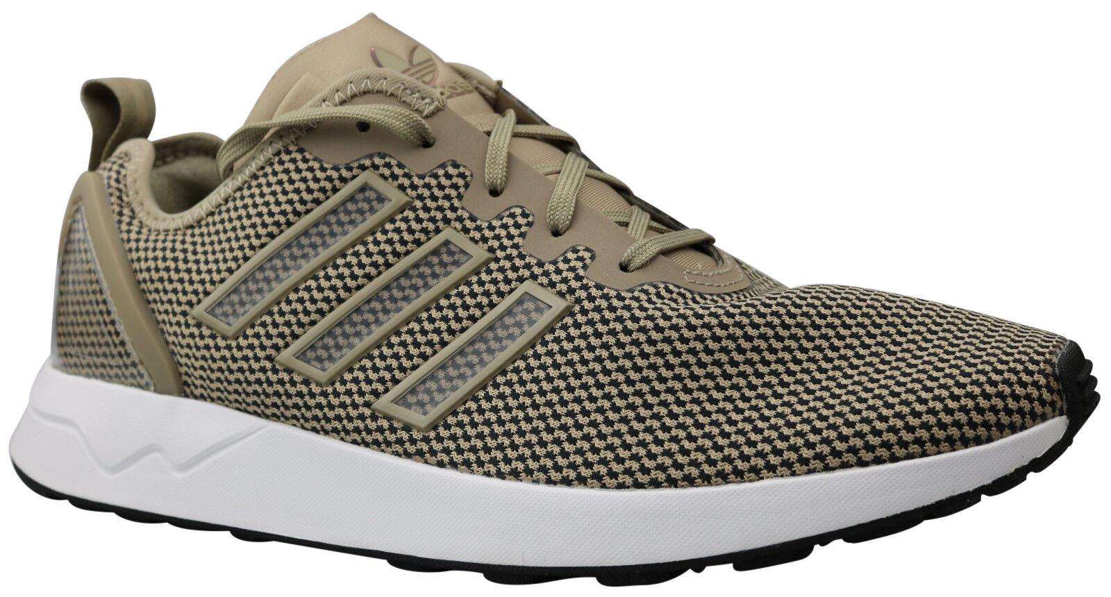 Adidas Originals ZX Flux ADV calcetines cortos zapatos beige aq2678 talla 41 - 45 nuevo