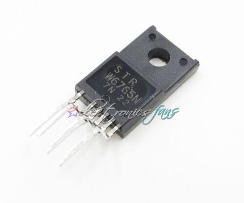 POWER REGLER IC SANKEN TO-220F-6 STR-W6765N STRW6765N W6765N