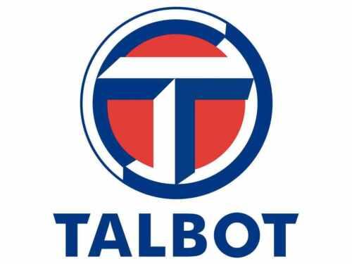Autocollant sticker TALBOT SAMBA RALLYE 2 SUNBEAM LOTUS CHRYSLER SIMCA COTE VHC