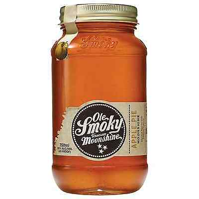Ole Smoky Apple Pie Moonshine 750mL bottle American Whisky Tennessee