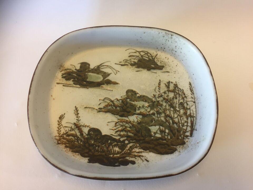 Porcelæn, Royal Copenhagen / Kongelig Porcelæn Diana fad