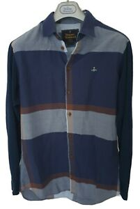 Mens-MAN-by-VIVIENNE-WESTWOOD-long-sleeve-size-I-small-Immaculate-RRP-225