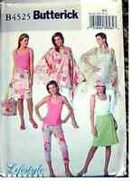 *clearance A* LADIES SEPARATES paper patterns - choose from assorted designs