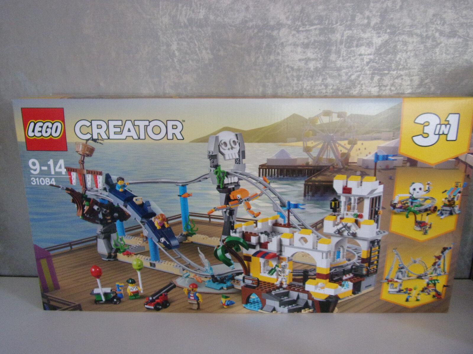 Lego Creator (3in1) 31084 Piraten-Achterbahn - Nip