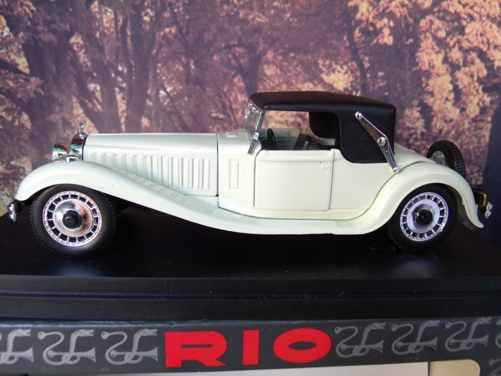 1 43  Rio Bugatti royale    mod.41 1927 f4e342