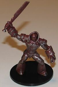 IRON GOLEM 28 Monster Menagerie II D&D Dungeons and Dragons