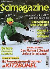 Scimagazine 2016 9#Gli impressionanti numeri di Kitzbuhel,iii