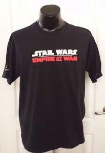 Star Wars Men/'s Stormtrooper Command Death Star T-shirt Official Licensed