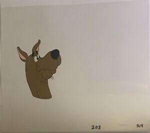 The 13 Ghosts Of Scooby-doo Cel