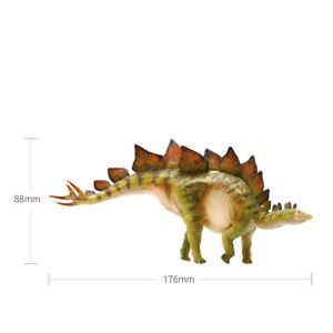 PNSO Ankylosaurus Stegosaurus Megalodon Dinosaur Figure Animal Toy Gift Preorder