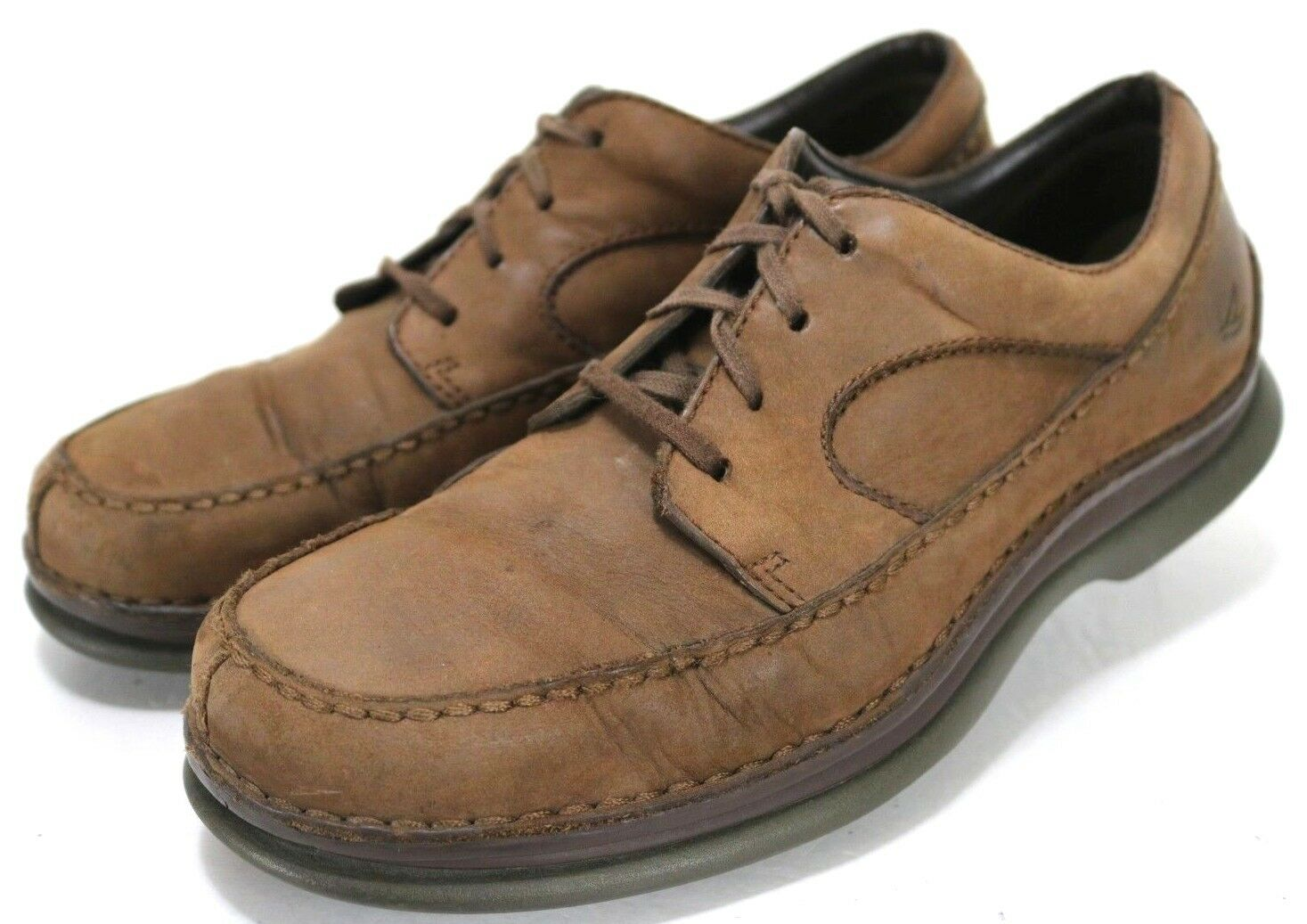 Sperry Men's  Lace Up Leather shoes Size 11 Brown