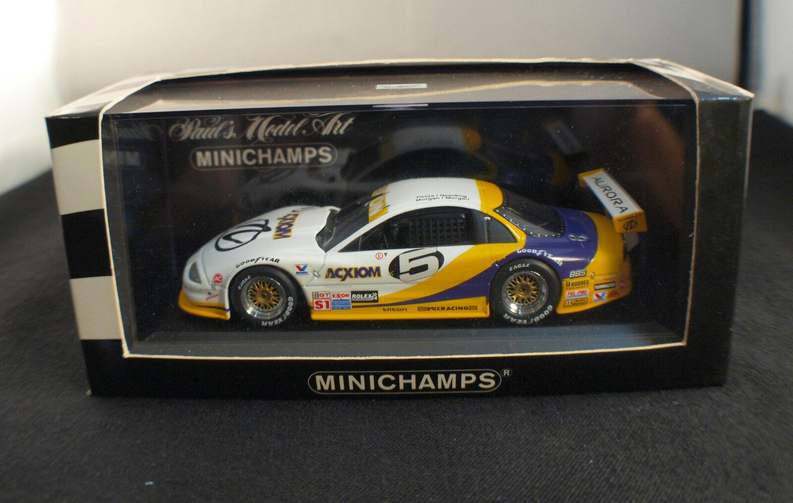 Minichamps ◊ Oldsmobile Aurora GTS 1 Daytona 1996 ◊ 1 43 ◊ BOXED BNIB
