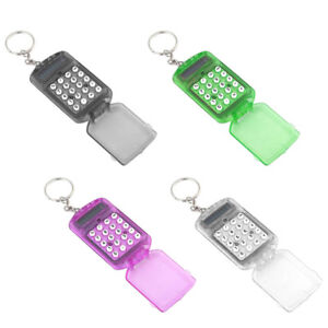 1Pc-Plastic-8-Digits-Electronic-Calculator-With-Keychain-Student-Office-Supplies