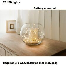 New stunning set  62 LED Micro Wire Lights Room Decoration - Perfect Gift Idea