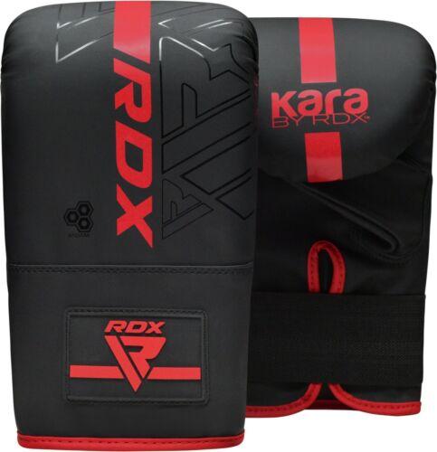 RDX Boxing Pads Focus Mitts Training Punching Gloves MMA Muay Thai Kickboxing