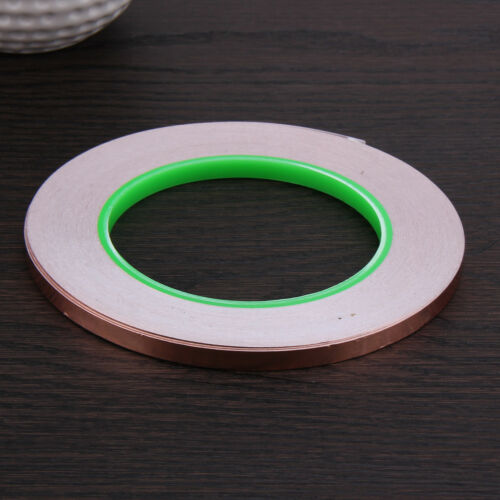 10m 1cm Conductive Shield Copper Foil Tape for PDA PDP Stained Glass
