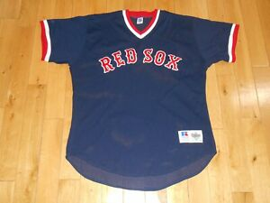 6b3e02837 Image is loading Russell-Blue-BOSTON-RED-SOX-Authentic-Collection-MLB-