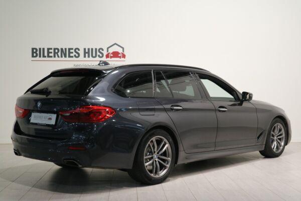 BMW 530d 3,0 Touring M-Sport aut. - billede 1