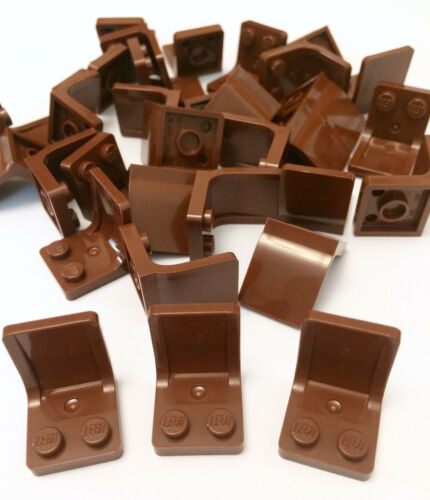 Choose Amount LEGO Brown Car Seat Chair Minifigure No 4079 BRAND NEW