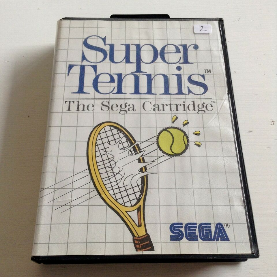 Super Tennis, SEGA Master System