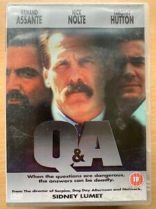 Q-amp-A-DVD-1990-Sidney-Lumet-Crooked-Cop-Corruption-Thriller-with-Nick-Nolte