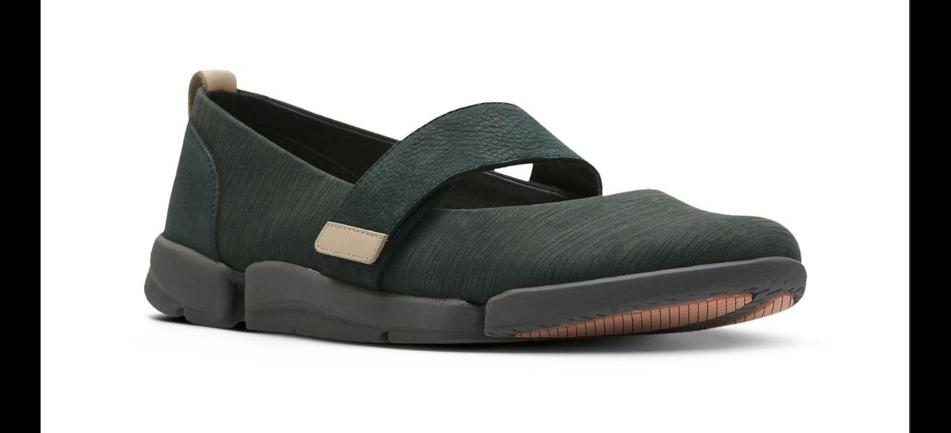 Zapatos Clarks Tri Carrie Damas En Cuero Cuero Cuero Nobuck Negro-UK7.5 (EU41.5 US10)  Venta al por mayor barato y de alta calidad.