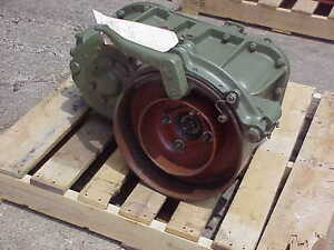 Details about M35 Military Rockwell Transfer Case T-136 2 5 ton 6x6 with  Air Shift, Repaired