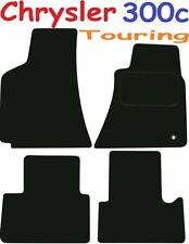Chrysler 300C Touring DELUXE QUALITY Tailored mats 2006 2007 2008 2009 2010 2011