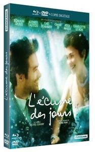 L'écume des jours - Blu-Ray + DVD + COPIE DIGITALE - NEUF - VERSION FRANÇAISE