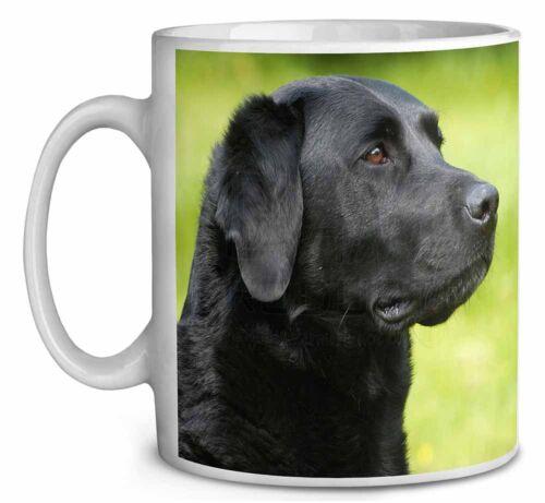 AD-L1MG Black Labrador Dog Coffee//Tea Mug Christmas Stocking Filler Gift Idea